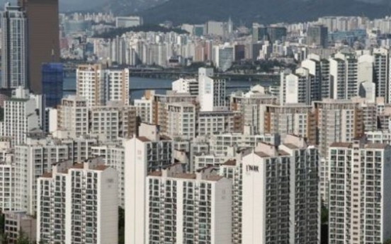 Home ownership rate in Korea stands at 55.5% in 2016