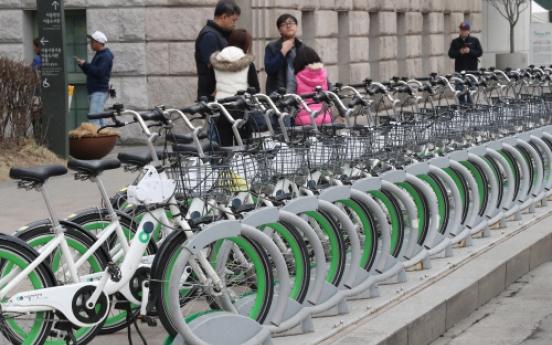 [Video] Seoul's public bike rental system takes off