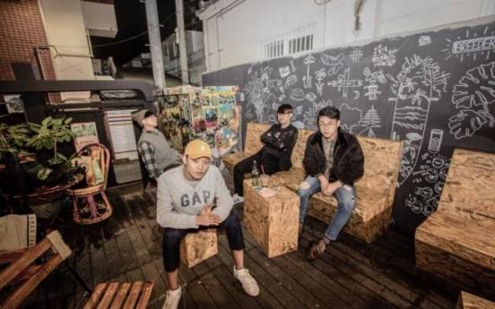 Angle X returns to Busan