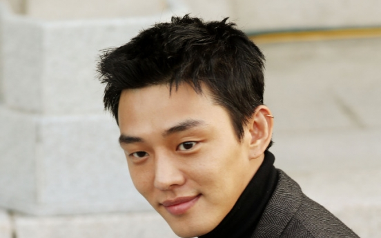 Yoo Ah-in moves to end 'gender bashing' dispute with netizens