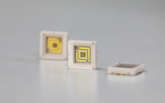 LG Innotek develops sterilizing deep-UV LED