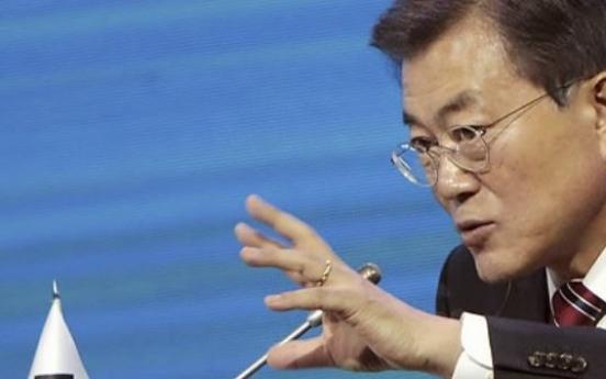 Biz community expecting largest-ever delegation to accompany Moon to China