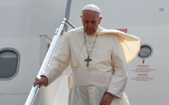 Catholics claim presidential office misinterpreted pope's words on abortion
