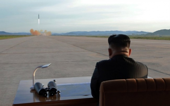 [Timeline] A look at this year's North Korean nuclear and missile tests