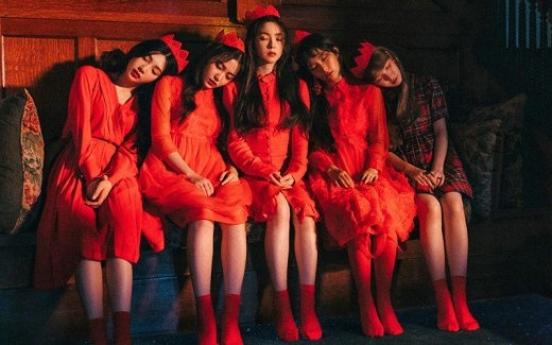 Red Velvet tops Billboard's World Albums chart again