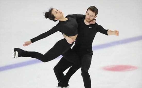 [PyeongChang 2018] Korean ice dancers want to make country proud at PyeongChang 2018