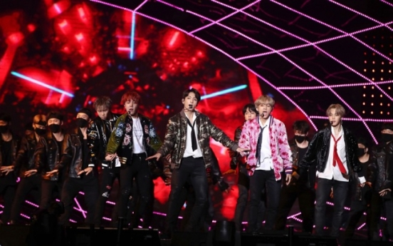 BTS becomes first K-pop band to enter UK, German charts