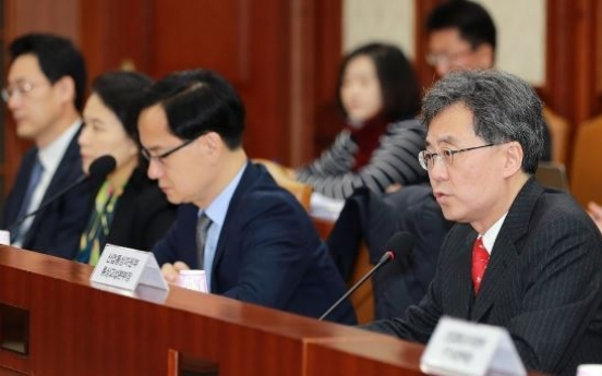 Korea submits KORUS FTA plan to parliament