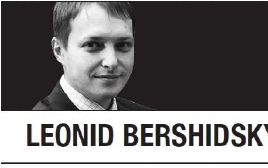 [Leonid Bershidsky] Why Europe is literally stuck in weeds