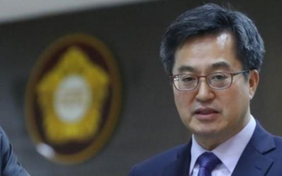 Govt. to focus on boosting nat'l interest in KORUS FTA renegotiation: finance minister