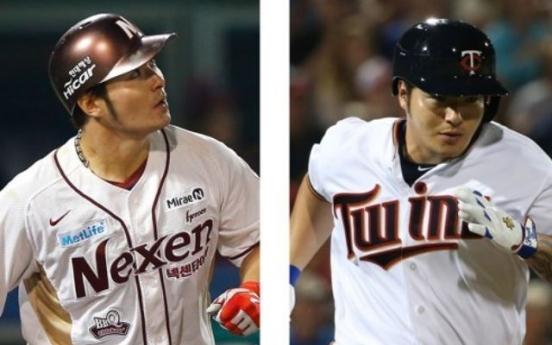 KBO club rejects rumors MLB team sought refund on slugger's posting fees