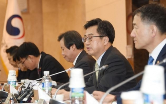 Finance minister vows to create more jobs