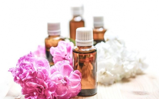 Allergens found in essential oils sold in Korea