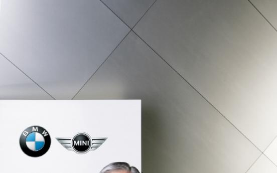 BMW Korea appoints new CEO, chairman
