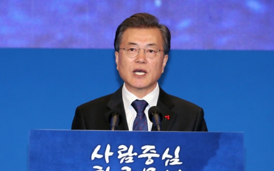 South Korea's Moon to visit China for talks on N. Korea