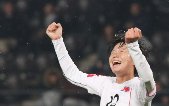 N. Korea women's football coach: We're not playing for money