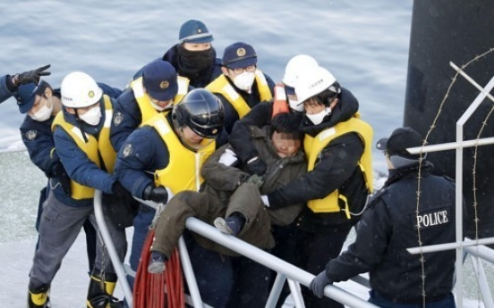 North Korean crew members arrested in Japan after items vanish