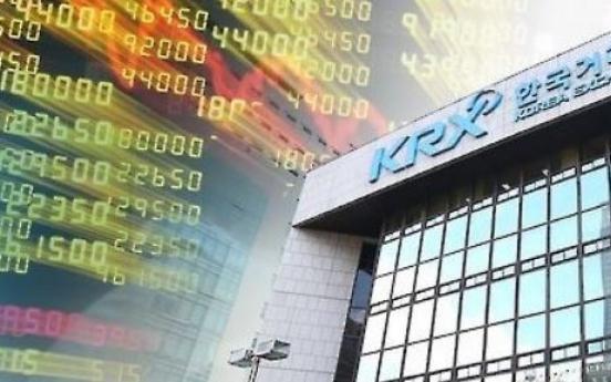 Foreign investors sold 2.12 tln won worth of KOSPI shares in 2 weeks