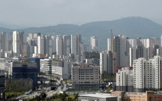 Korea's household debt-to-GDP rises 2nd-fastest: BIS