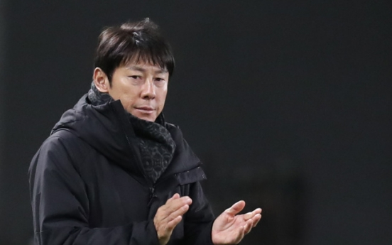 S. Korea football coach says tactical change key to victory vs. N. Korea