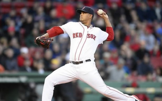 Lotte Giants agree to terms with ex-MLB pitcher Felix Doubront