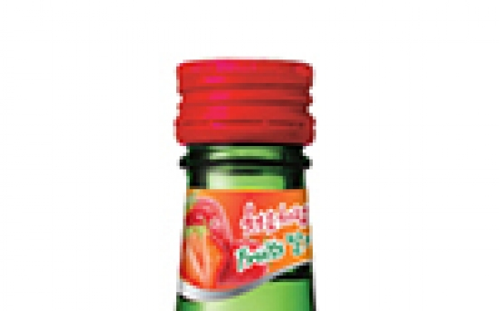 Lotte Liquor creates export-only Sunhari Strawberry
