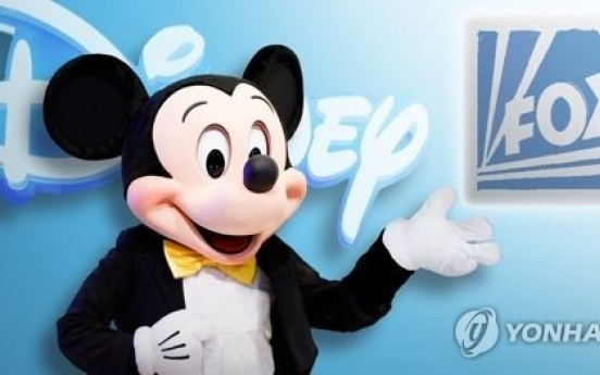 Disney says to buy parts of 21st Century Fox for $52.4 bn