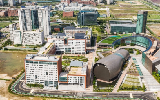 Incheon Global Campus at forefront of education in Northeast
