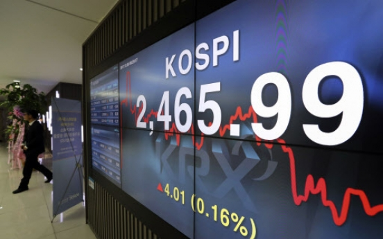Seoul shares may test 2,520 next week on eased uncertainties