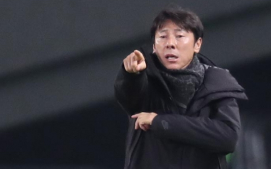 Despite regional title, men's football coach says S. Korea need to improve