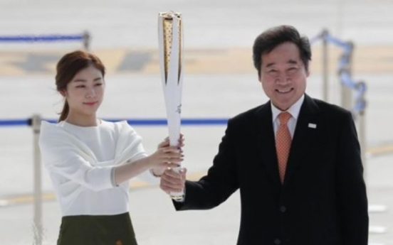 Arrival of Winter Olympic flame, qualifying for FIFA World Cup voted top sports news stories of 2017