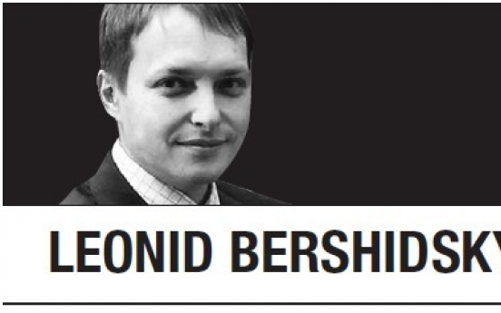[Leonid Bershidsky] Russia's military is leaner, but meaner