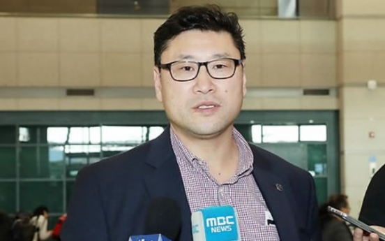 [PyeongChang 2018] Men's hockey coach says 'experience' biggest takeaway from pre-Olympic tournament