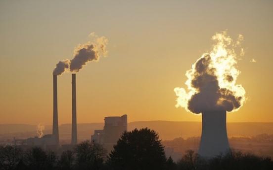 Korea allocates 538.4 million ton emissions rights for 2018