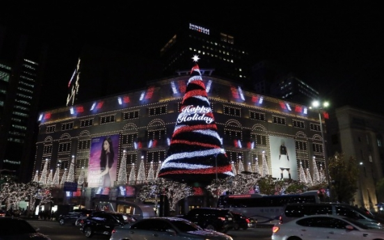 [Weekender] Light up the holiday nights: 4 must-visits to get in the Christmas mood