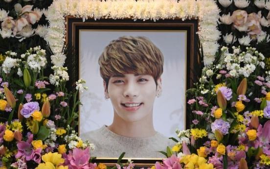 [Video] Jonghyun's death sends shock waves through K-pop scene
