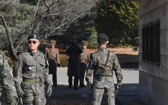 [Breaking] North Korean soldier defects to South via DMZ