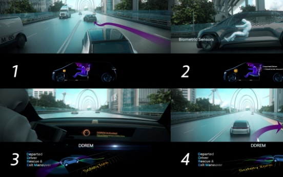 Hyundai Mobis developing tech preventing accidents from drowsy driving