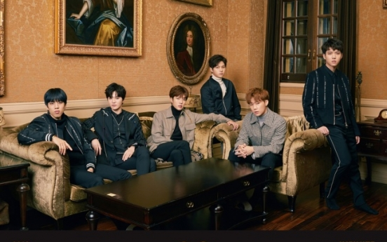 Infinite to return with new album 'Top Seed'