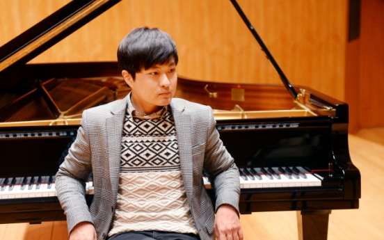 [Herald Interview] Pianist Kim Da-sol returns a young man