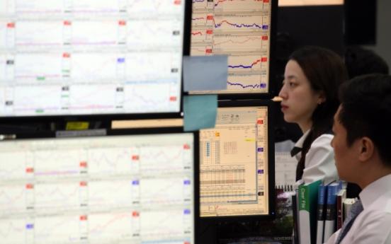 Money traded on Kosdaq hits record in 2017