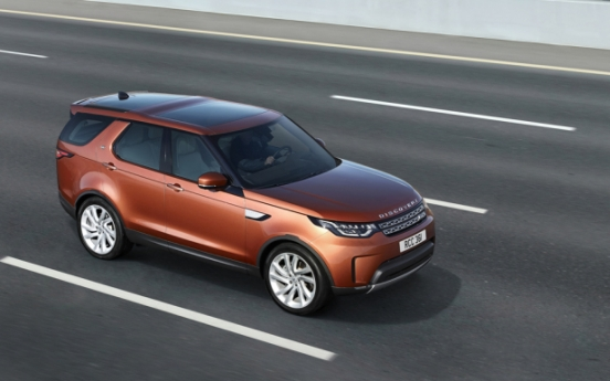 [Best Brand] Land Rover Korea expands presence in SUV market