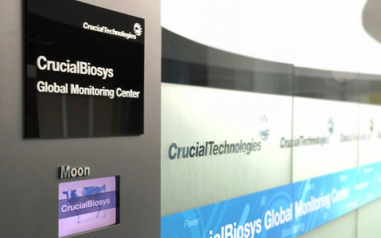 CrucialTec expands into biomedical business