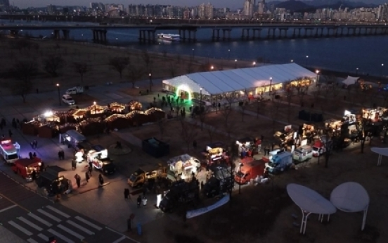 Seoul to hold 'Hot Winter Market' in Yeouido