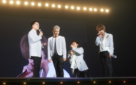 Big Bang promises fans to return as fivesome