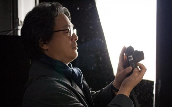 Park Chan-wook, then and now