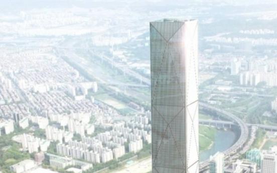 Hyundai's skyscraper faces hurdle over flight safety