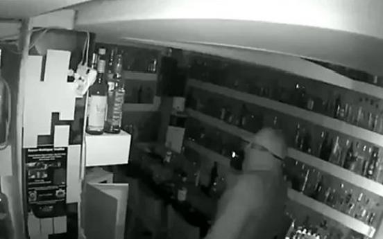 'World's most expensive vodka' bottle stolen from Copenhagen bar