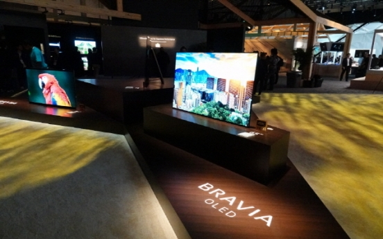 [CES 2018] Sony presents new products, robot, car image sensors