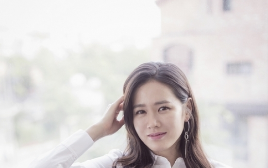 Actress Son Ye-jin to return to small screen